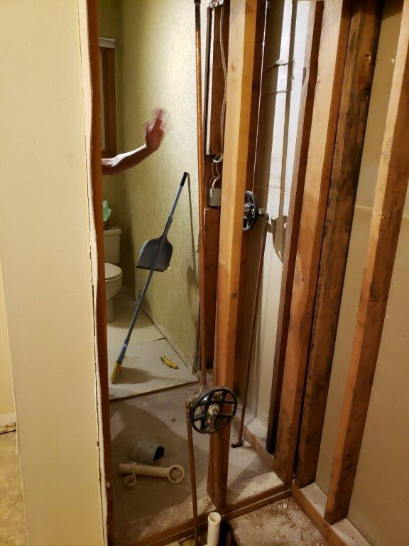 Remodeling – Bathrooms