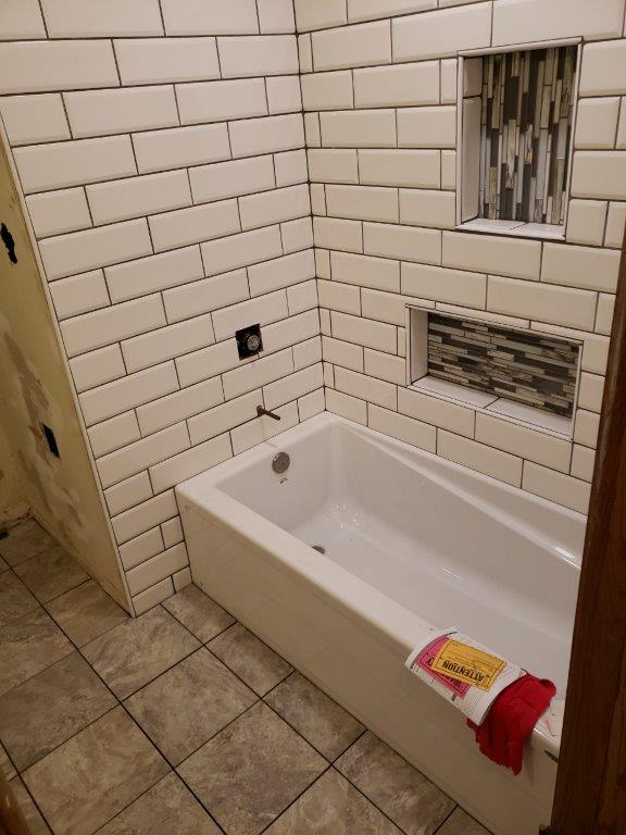 Remodeling – Main Bath