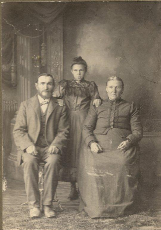 Ludwig Felchle & Elizabeth Weingartner Family